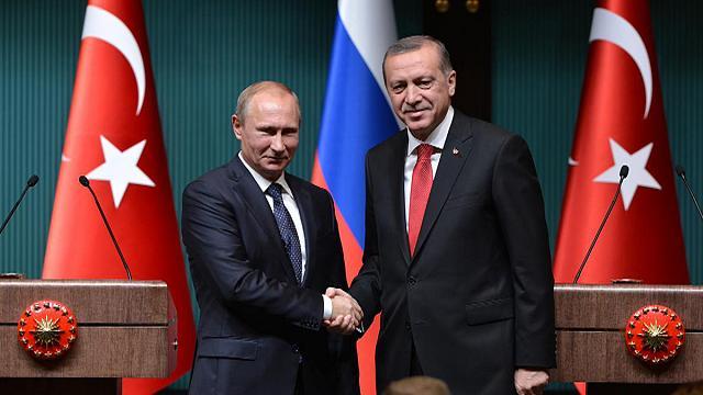 Rússia pró-Assad e Erdogan contra Assad - MichellHilton.com