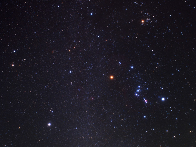 amateur stargazing: how to identify few constellations using