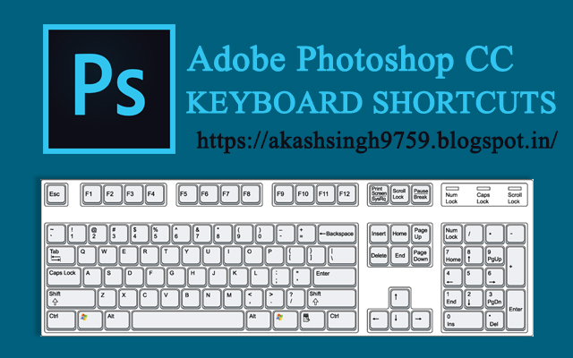 ADOBE PHOTOSHOP CS6 SHORTCUT KEY FOR WINDOWS - …
