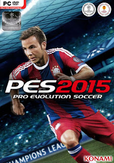 Pro Evolution Soccer 2015 – RELOADED PC GAME