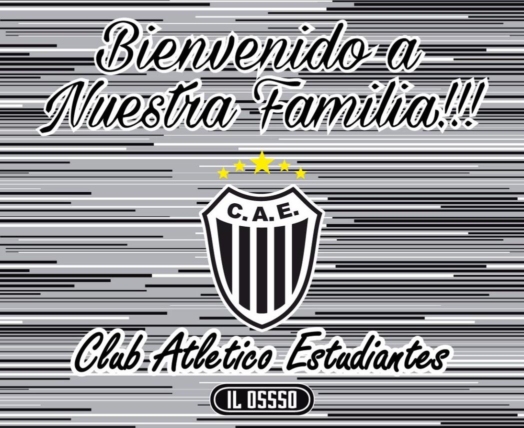 Il Ossso é a nova fornecedora esportiva do Estudiantes - Show de Camisas ae55a784d1f98