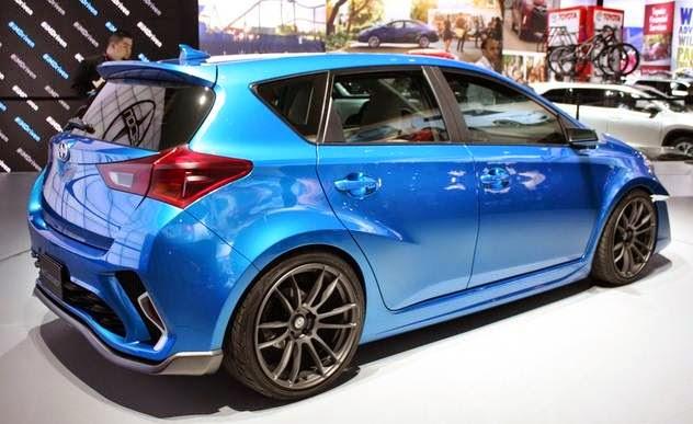 Scion iM 2016 hatchback concept and Price