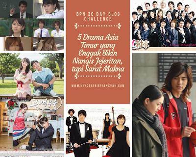 5 Drama Asia Timur yang Enggak Bikin Nangis Jejeritan, tapi Sarat Makna