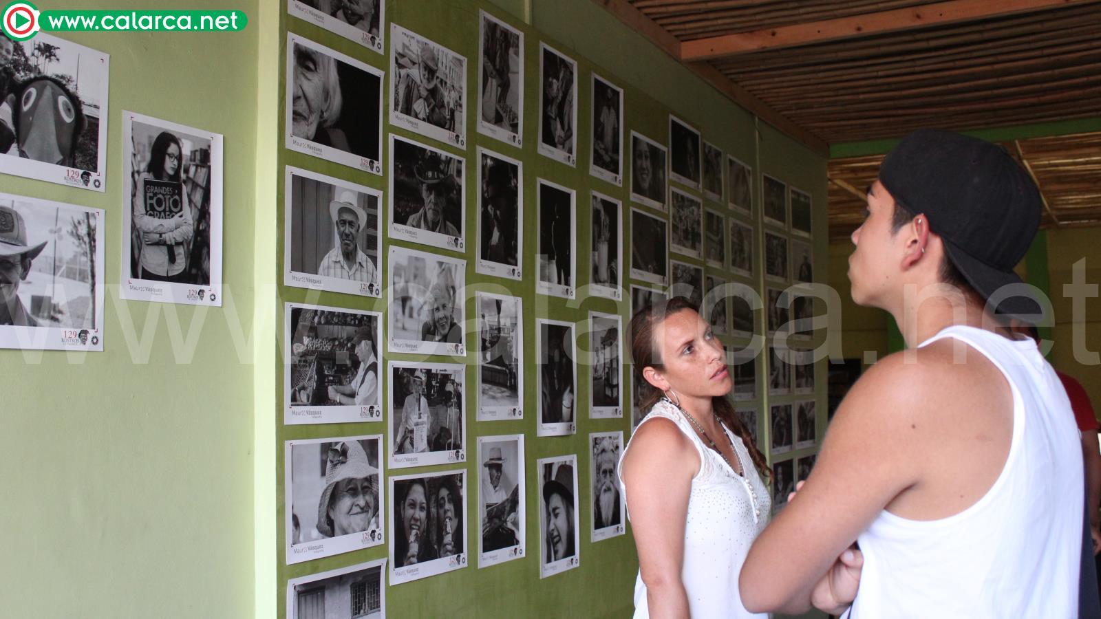 Exposición Fotográfica: Calarcá, 129 Rostros