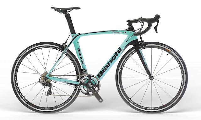 La nueva Bianchi Oltre XR3 con tecnología COUNTERVAIL®