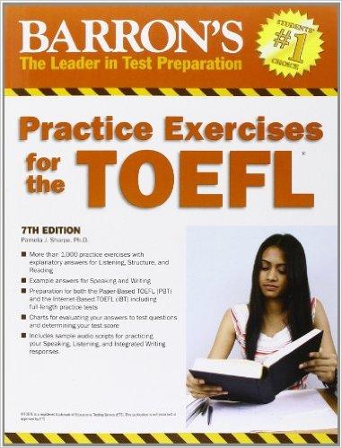 Toefl Itp Pdf : toefl, Barron's, Practice, Exercises, TOEFl, ITP/IBT, Edition, Fresh, Links