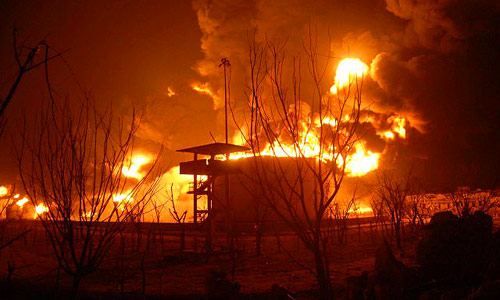 Fire-at-Indias-Biggest-Arms-Depot