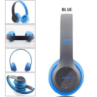 BLUETOOTH STEREO P47