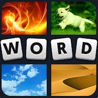 4 pics 1 word mod apk download