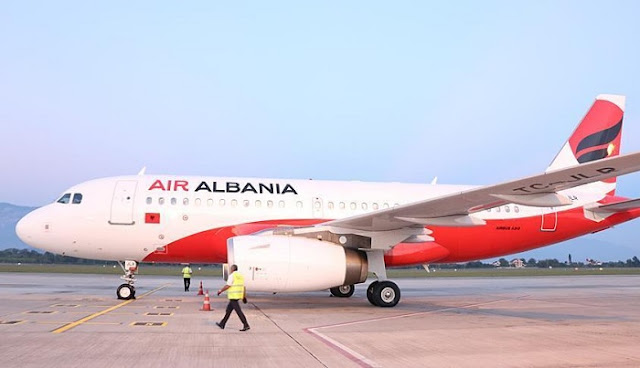 Air Albania launches flights from Rinas at the beginning of 2019