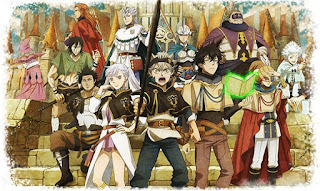 Black Clover: Infinite Knights Apk Mod v0.1.1 Android