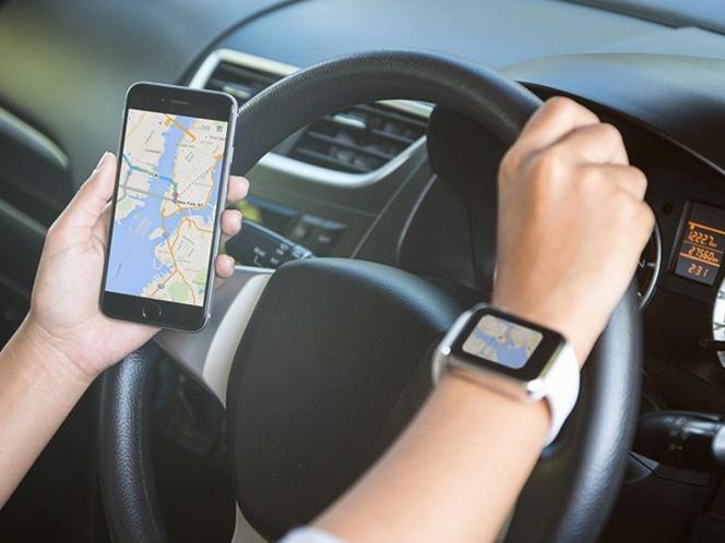 Lanza Google Maps navegación con realidad aumentada