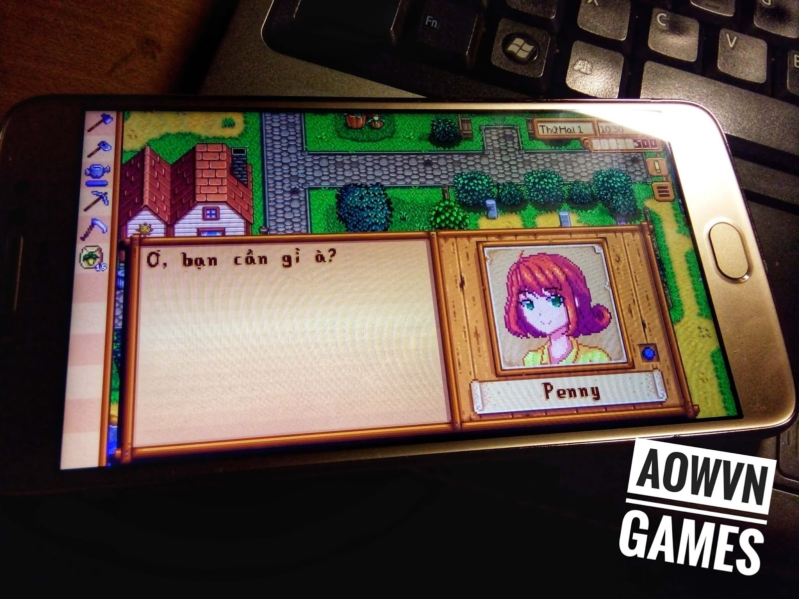 stardew valley viet hoa game android apk aowvn - [ HOT ] Game Stardew Valley Việt Hóa Full + Mod Anime | Android APK - tuyệt phẩm game nông trại Ver 1.0.4 Fix