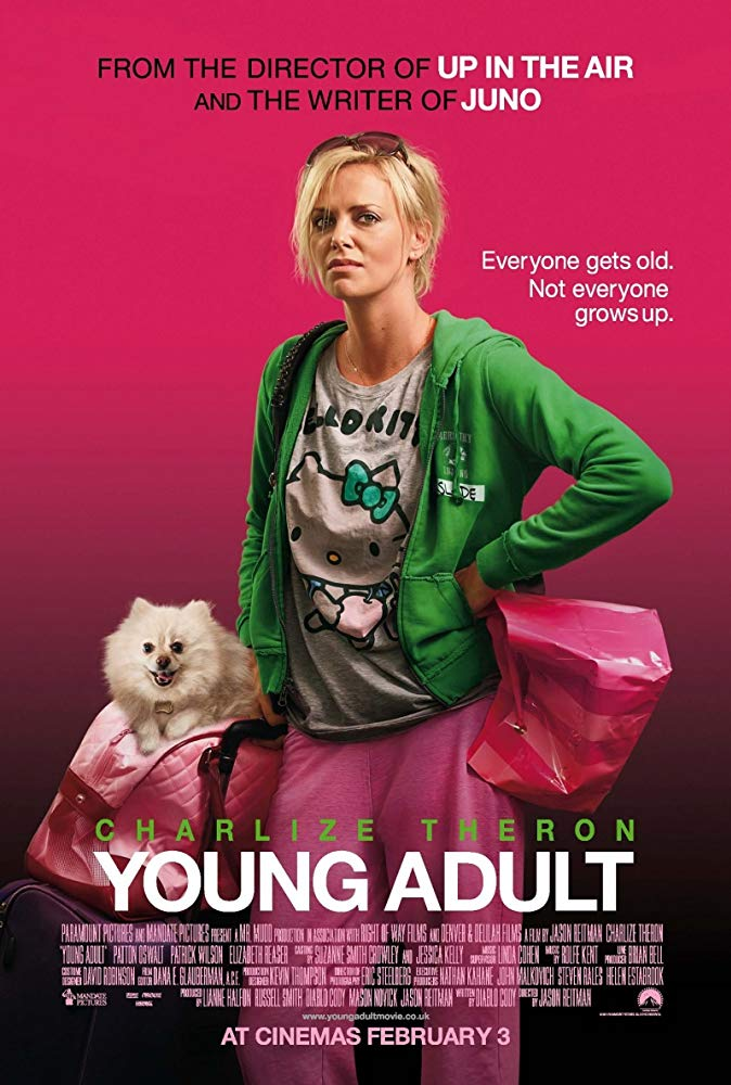 Young Adult (2011) Dual Audio Hindi 300MB BluRay 480p ESubs