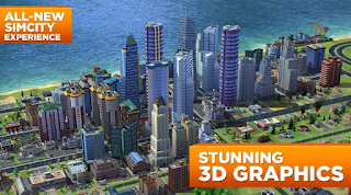 SimCity Build It for apk ios smartphone android apps download