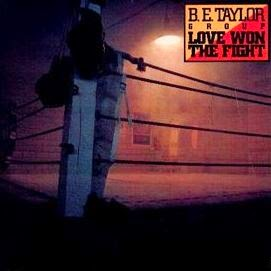 BE Taylor Group Love won the fight 1983 aor melodic rock