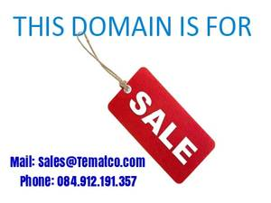 Premium domain for sale at Sedo.com or Godaddy.com