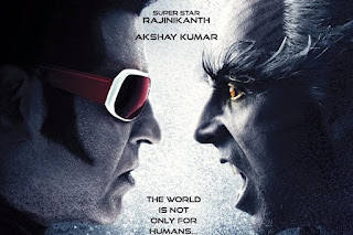 Super Star Rajinikanth and Akshaykumar in 2.0