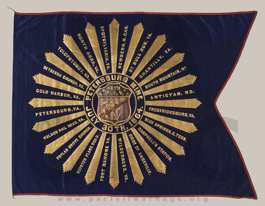 48th Pennsylvania Record Banner
