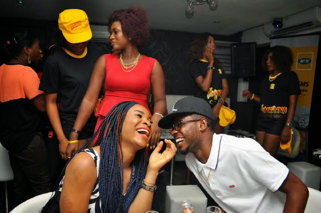 b Don Jazzy, Tiwa Savage, others @ The Place for #MTNCelebDouble rave