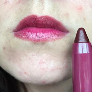 Revlon – Crush (Balm Stain) Swatch // Crappy Candle