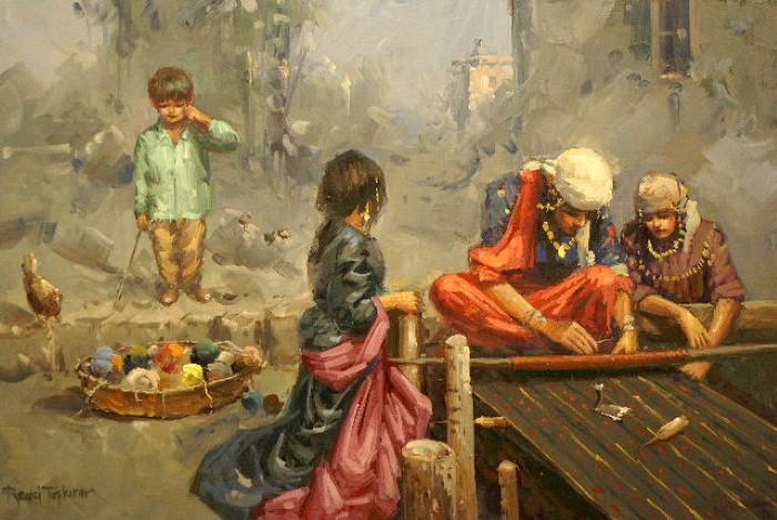 Remzi Taskiran. Восточные традиции 15