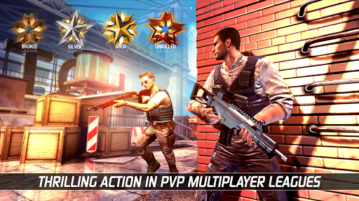 Zombie Multiplayer Shooter
