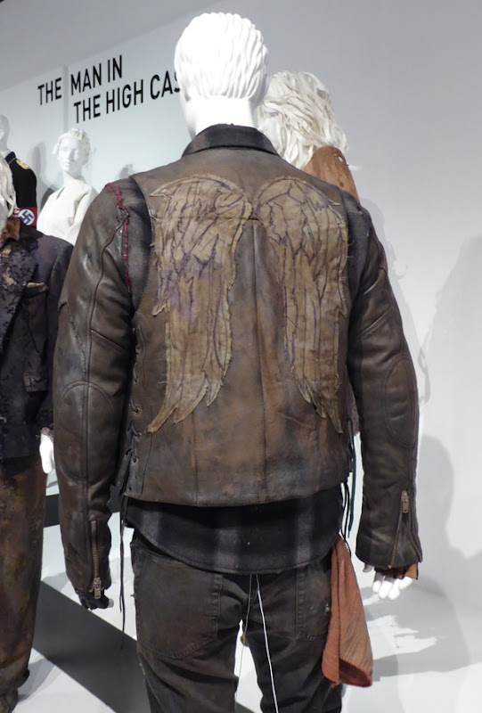 Walking Dead Daryl Dixon jacket back