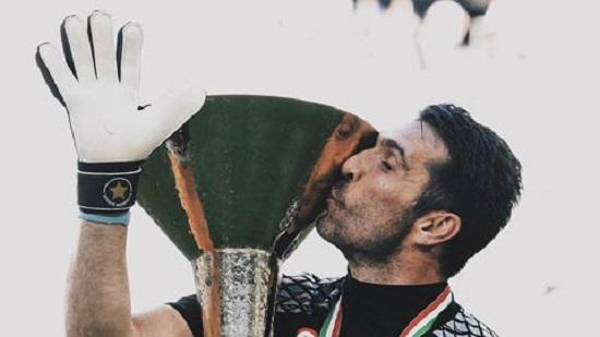 Buffon giành danh hiệu Scudetto thứ 9