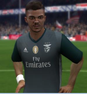 FIFA 14 Faces Diogo Gonçalves by Ealixo