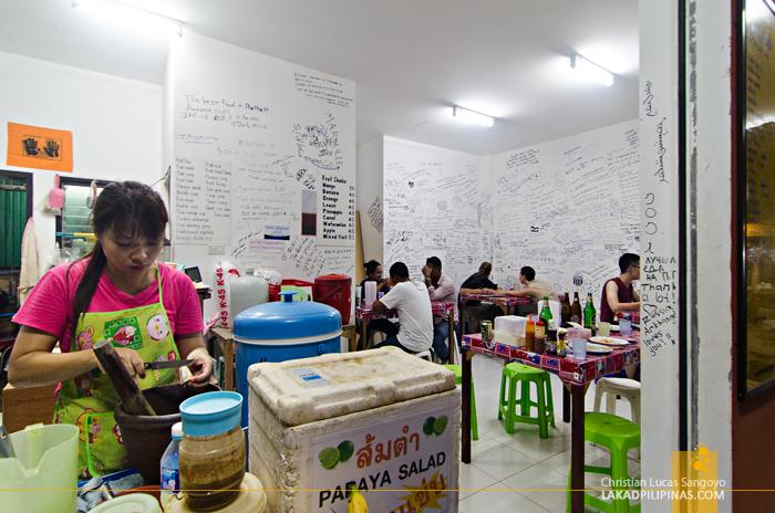 Koh Phi Phi Hawkers