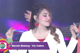 Lirik Reach for The Stars:Meraih Bintang Via Vallen - The Official Theme Song Asian Games 2018