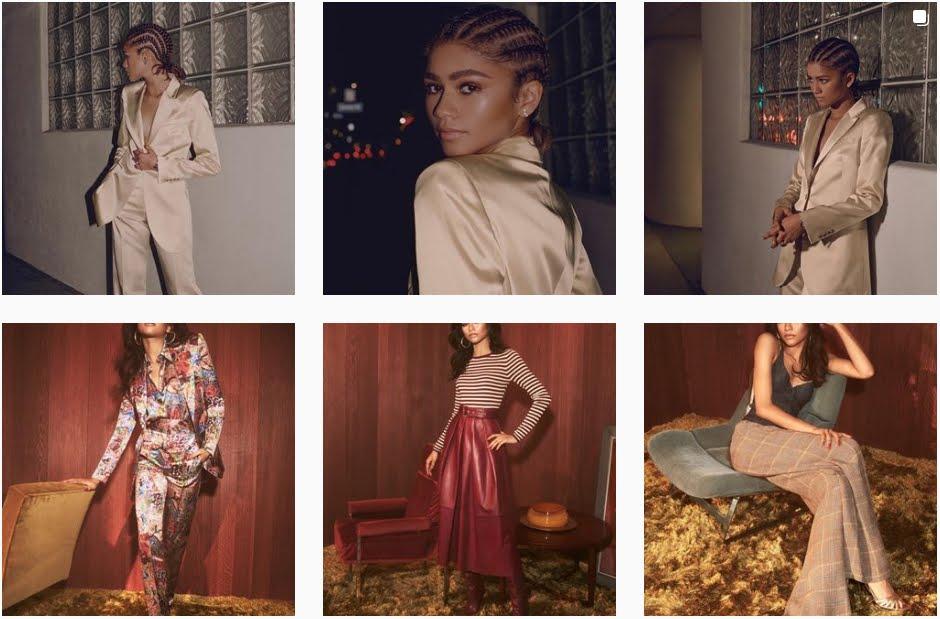 Collezione Moda Primavera 2019 Zendaya.
