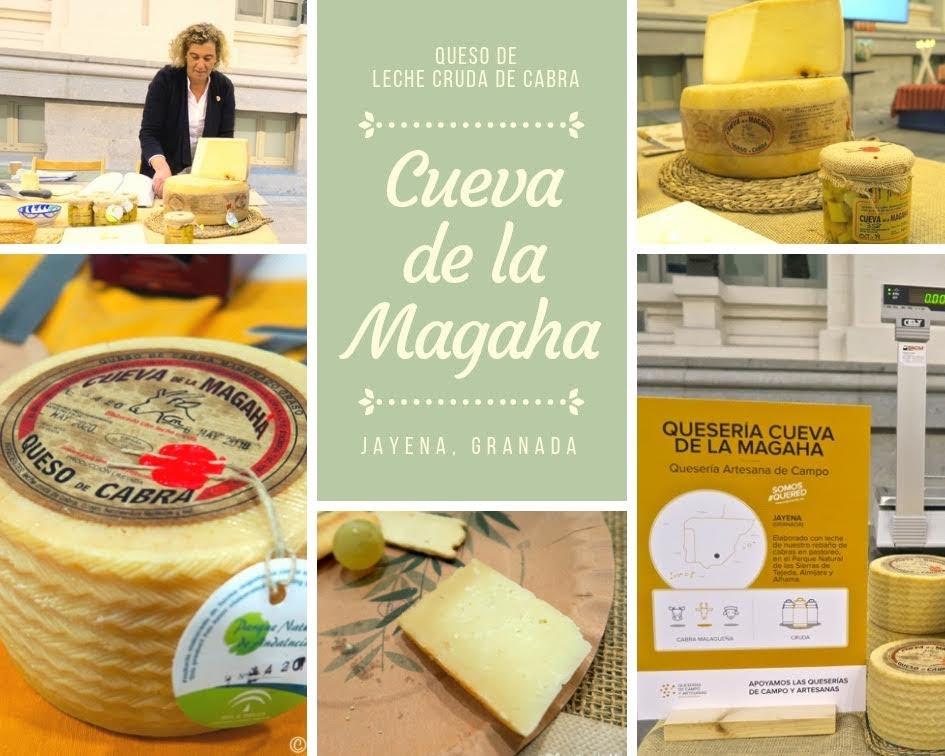 Cueva de la Mogaha クエバ・デ・ラ・モガハ スペインのグラナダ産の自然派チーズ