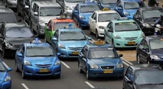 Daftar Alamat dan Nomor Telepon Taksi di Kota Bandung