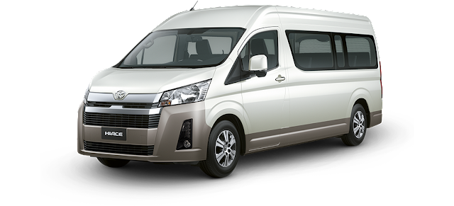2019 All New HIACE Pricelist - As of Feb 2019 (Luzon - Philippines)