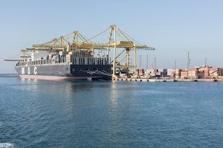 Traffici in crescita al porto di Trieste