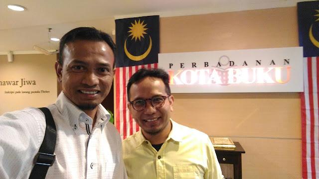 Sayed Munawar, Perbadanan Kota Buku Malaysia,