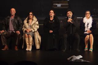 """""""Ο Γλάρος"""" του Άντον Τσέχωφ, σε σκηνοθεσία Γιάννη Χουβαρδά."""