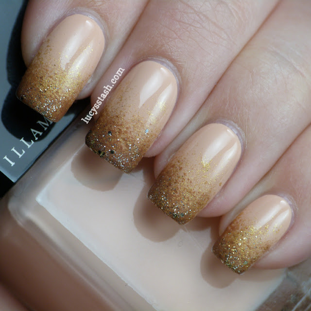 Lucy's Stash: Gradient nail art