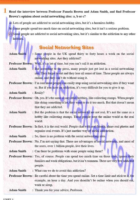 8. Sınıf İngilizce Çalışma Kitabı Cevapları Tutku Yayınları Sayfa 30