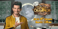 Colors TV serial Kitchen Champion Serial wiki timings, Barc or TRP rating this week, The Star Cast of reality show