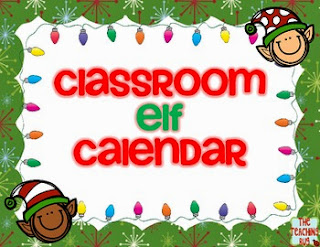 https://www.teacherspayteachers.com/Product/Elf-Classroom-Holiday-Christmas-Calendar-Free-1009108