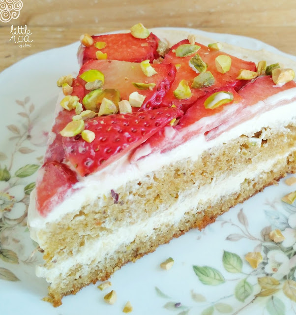 tarta-de-pistachos-y-fresas, pistachio-strawberry-tart