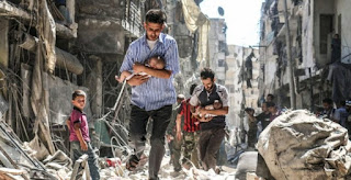 Ulah Syiah: 2.257 Warga Sipil Suriah Tewas Pada Semester Pertama 2018