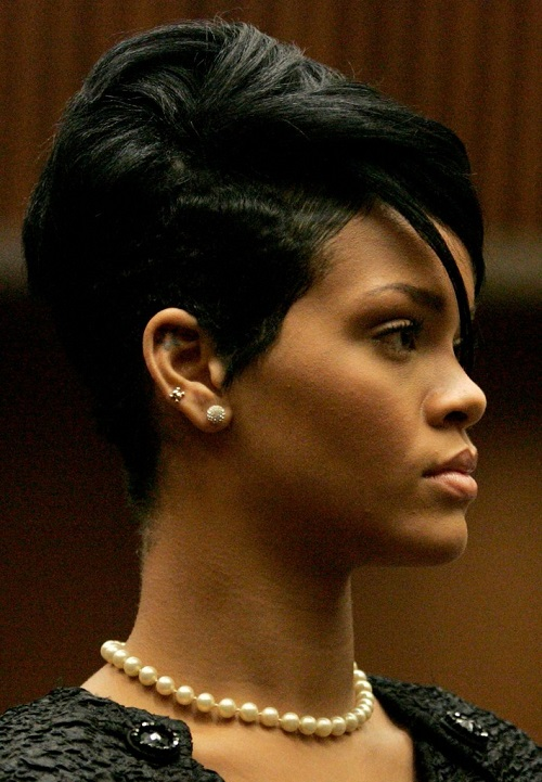 Amazing Hairstyles For Black Women With Short Hair New Hairstyles Short Hairstyles Gunalazisus