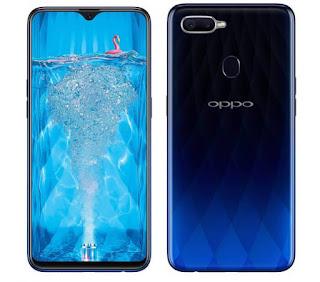 oppo f9 - Hp android murah dibekali dengan kamera terbaik ala DSLR
