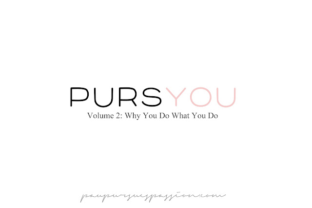 pursyou: brand story and objectives