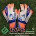 Găng tay thủ môn Adidas - HPL 02 cam trắng