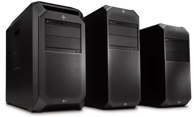 HP chính thức giới thiệu dòng máy tính để bàn workstation Z series